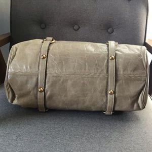 Miu Miu Bags - Miu Miu Vitello Lux Bow Satchel  Leather Bag